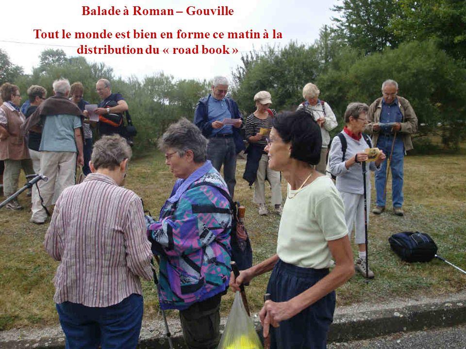Roman Gouville Jeudi 4 Août 2011