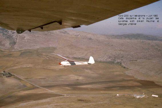 Nord 2000 sur laérodrome – Juin 1960 Cette diapositive et la plupart des suivantes sont dAlain Paumier et Georges Undziker