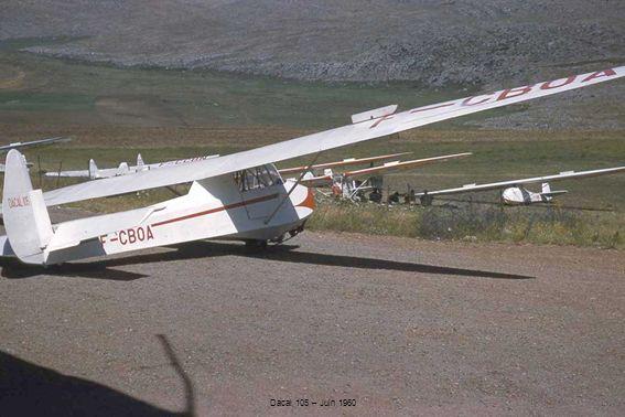 Dacal 105 – Juin 1960