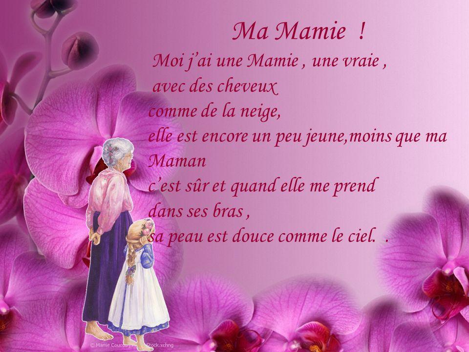 Ma Mamie .