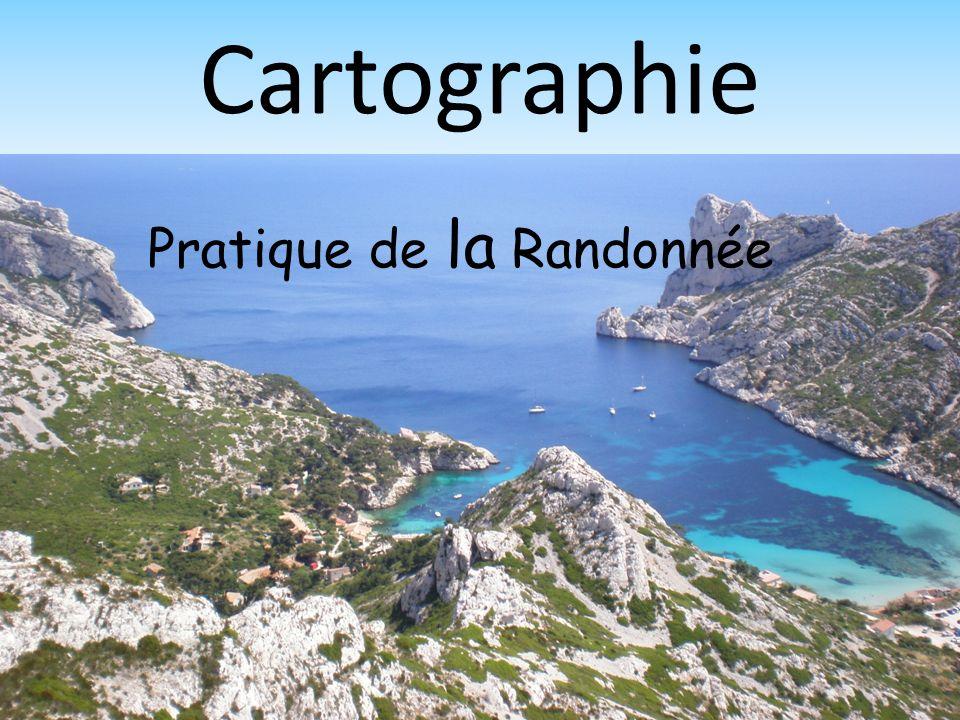 Cartographie Pratique de la Randonnée
