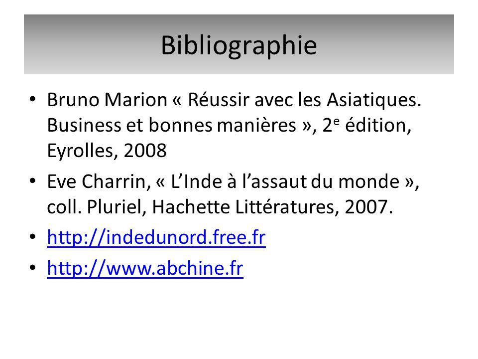 Bruno Marion « Réussir avec les Asiatiques.