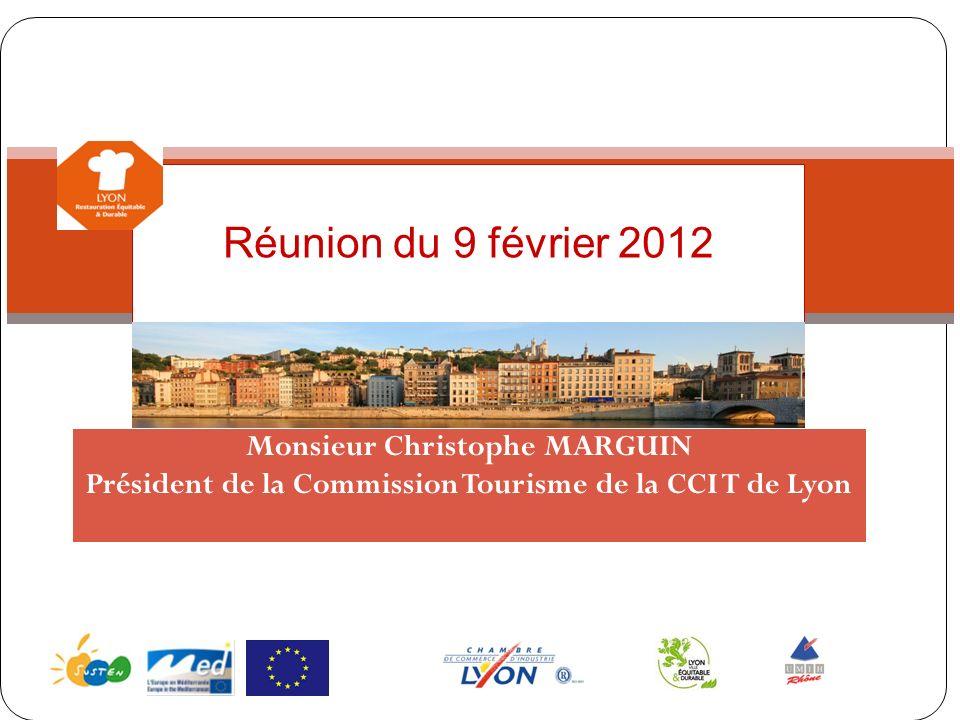 Visuels de la Marque Marque Le Lyonnais Monts et Coteaux - 2011