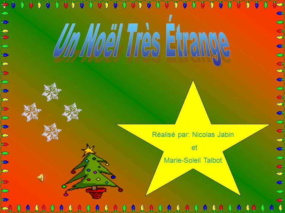 Il était une fois, le 23 décembre, dans latelier du Père Noël, des petits lutins qui travaillaient très fort pour la préparation de la très grande fête qui arrivait à grands pas, à très grand pas!!.