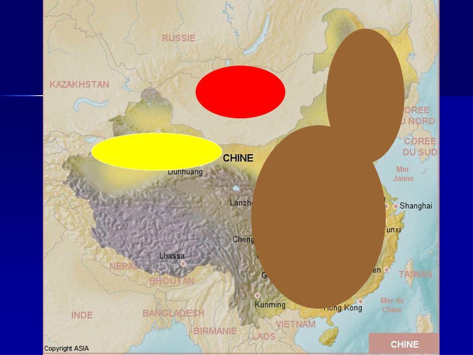 Chine normalité exceptionnelle géographique favorable système politique stable Empereur « Fils du Ciel » Mandarins paysans / marchands
