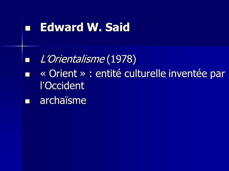 Edward W.Said Edward W.