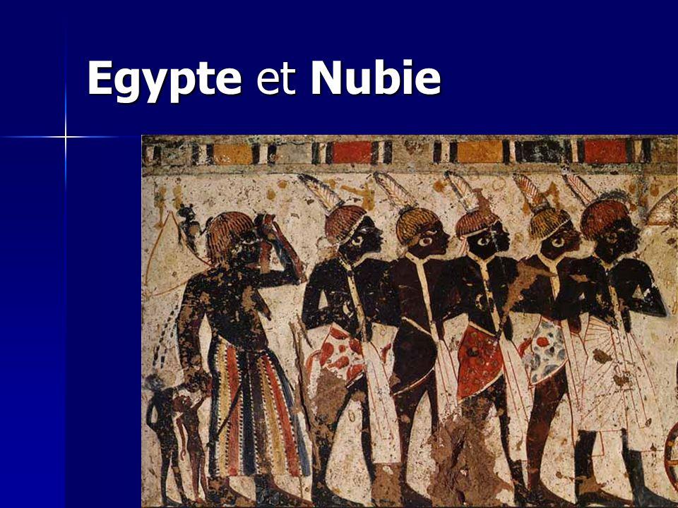 Egypte et Nubie