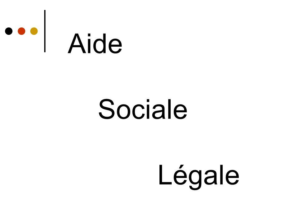 Instruction des demandes daide sociale légale Nombre de demandes de RSA instruites : 34 (chiffre quasi constant par rapport à 2009 malgré le passage du RMI au RSA) Nombre de demandes daide sociale (hébergement et aide ménagère) instruites : 13 Nombre de dossiers dobligation alimentaire instruits : 8 Nombre de domiciliations réalisées : 21 personnes ont été domiciliées en 2010