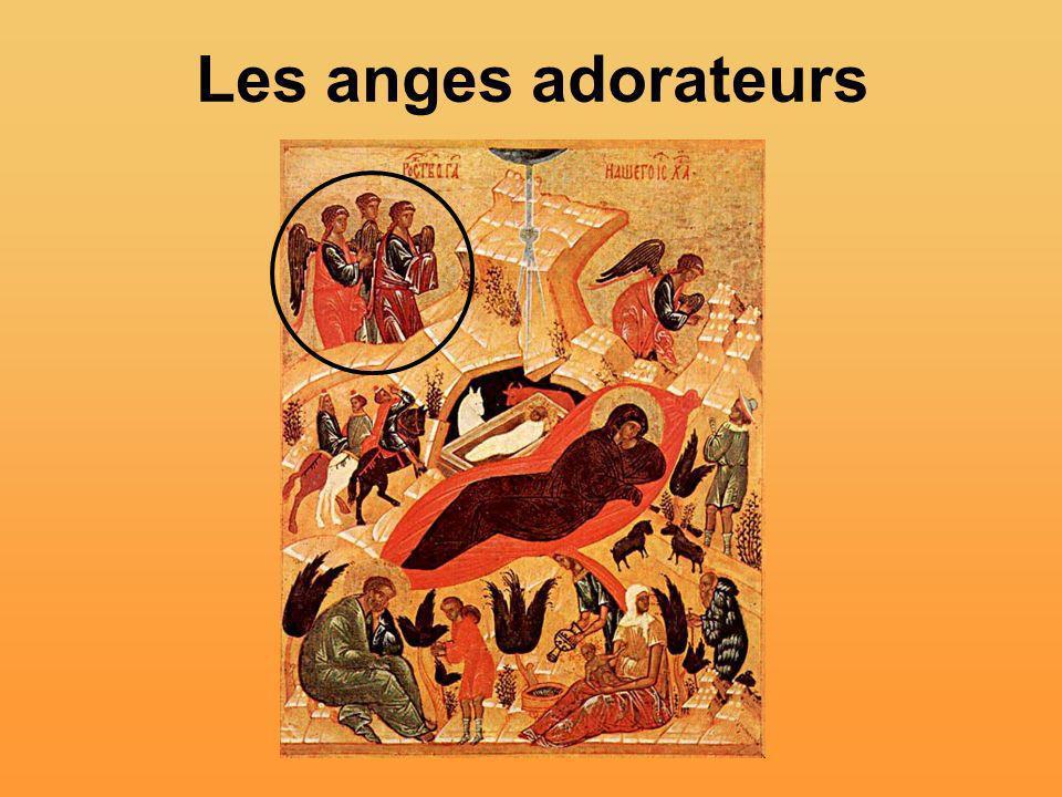 Les anges adorateurs