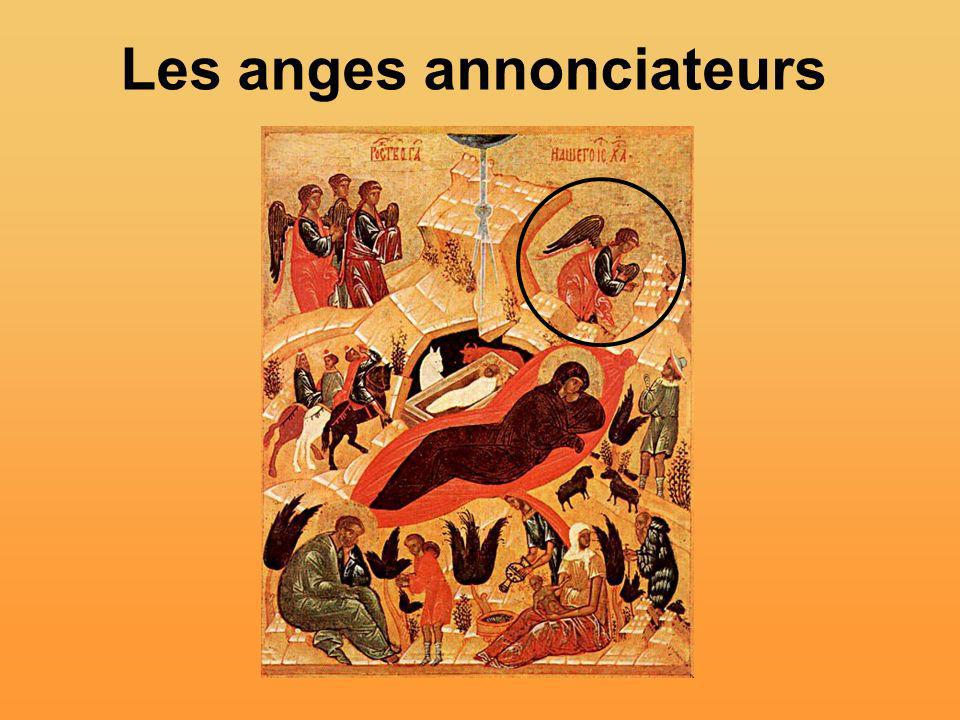 Les anges annonciateurs