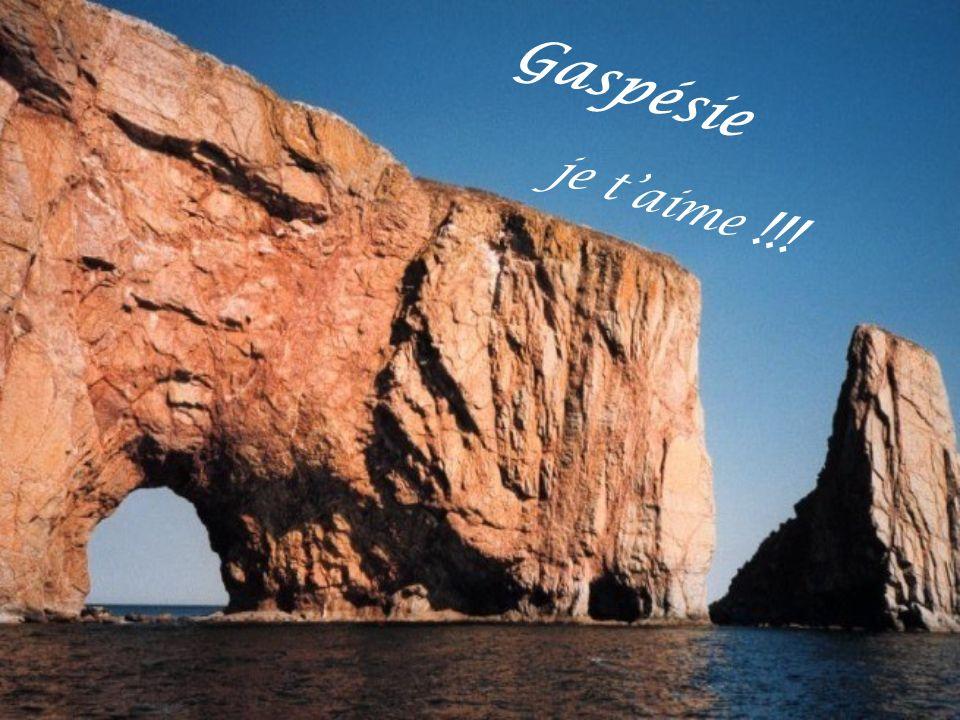 Gaspésie je taime !!!