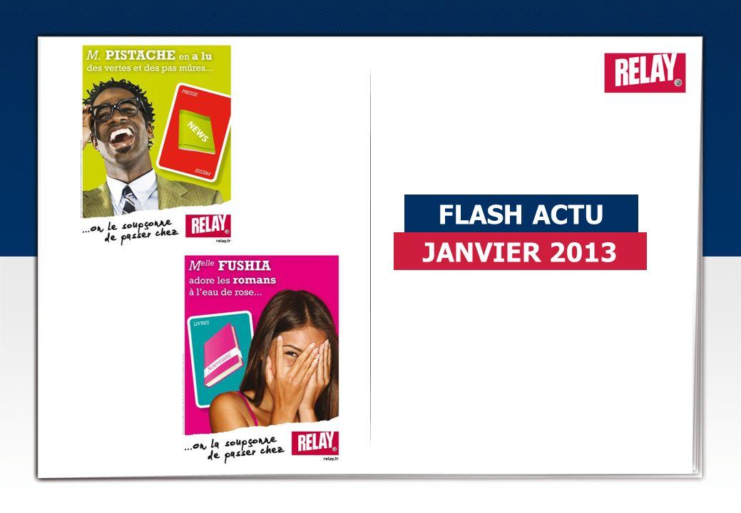1 JANVIER 2013 FLASH ACTU