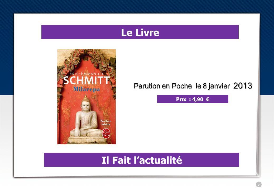 7 Le Livre Il Fait lactualité Prix : 4,90 Parution en Poche le 8 janvier 2013