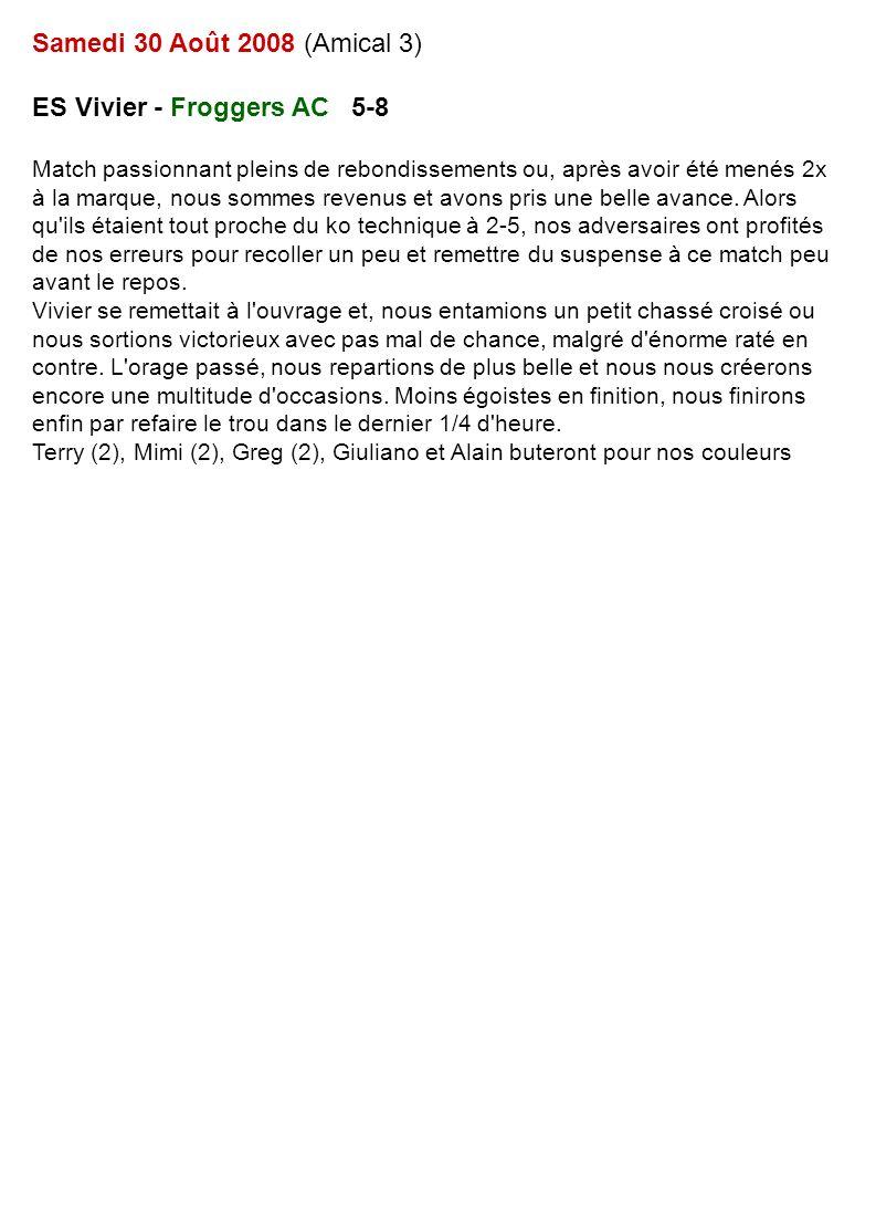 5) La brocante de Kinkempois Fraîchement débarqué à la brocante de Kinkempois pour cette nouvelle activité dans notre calendrier, nous pouvions compter sur Jean-Jean, Xavier et Dan a peine rentrés du kicker, pour monter notre barda en face de lécole Maria Goretty vers 5h30.