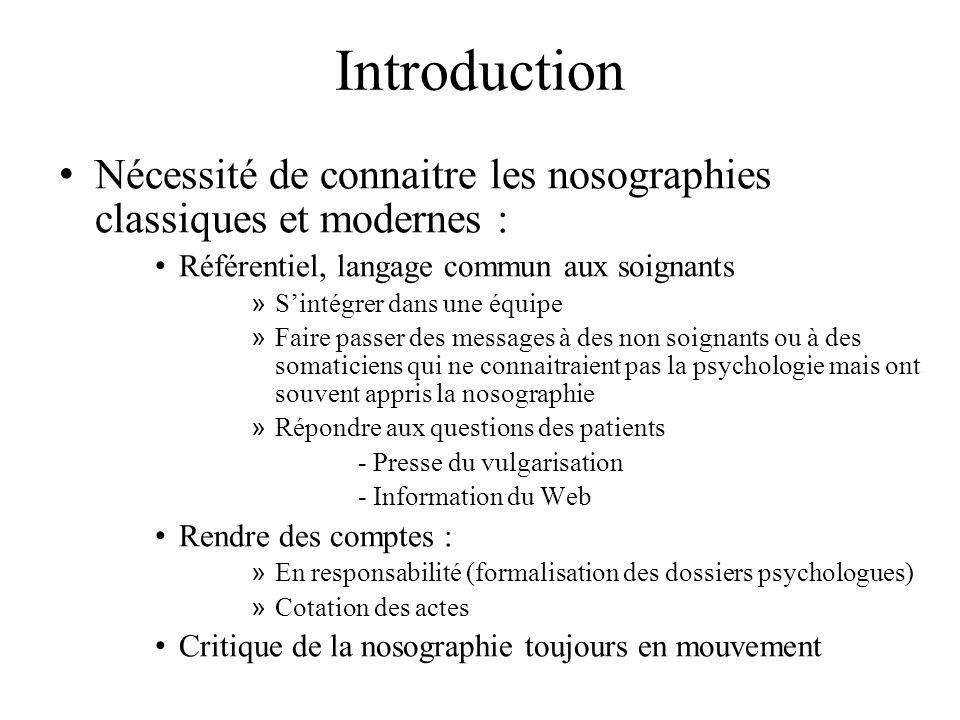 1) Introduction Historiques des idées… Si des « symptômes » psychotiques apparaissent, une marche irrémédiable vers la maladie mentale nest pas automatique.