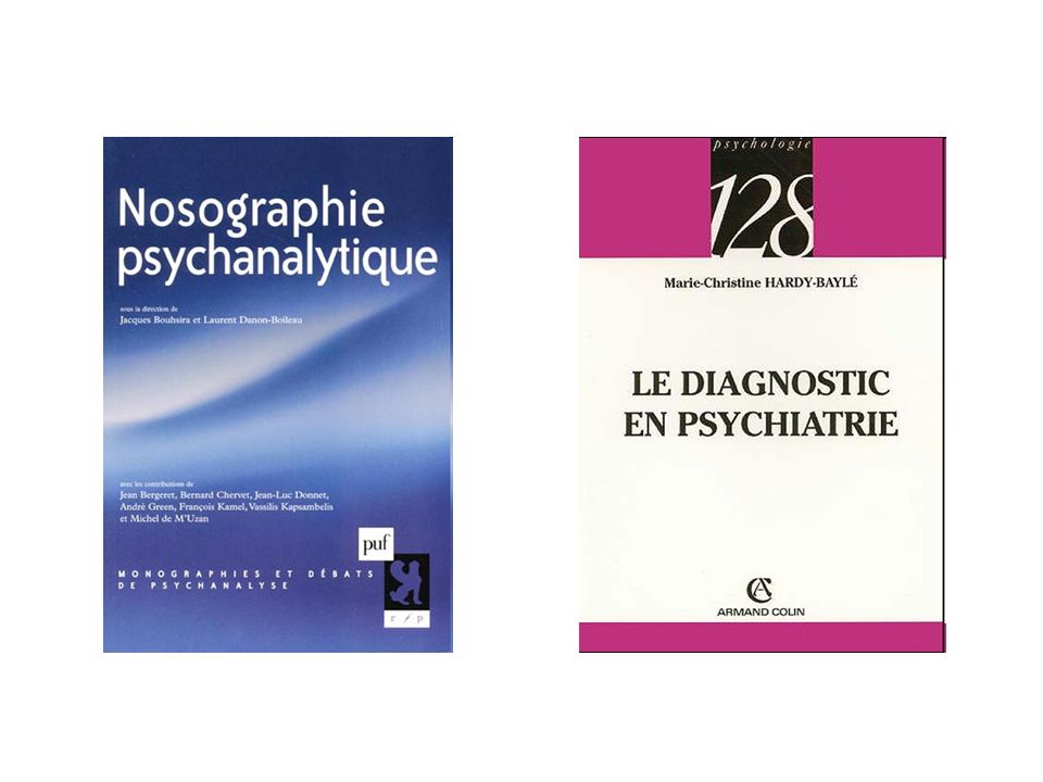 5) Conclusions Comment faire devant une expérience psychotique .