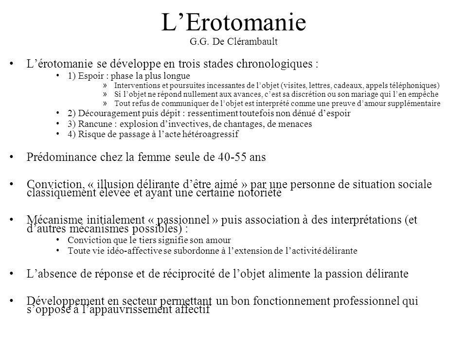 LErotomanie G.G.