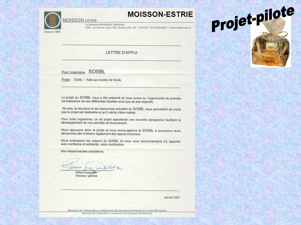 MOISSON-ESTRIE