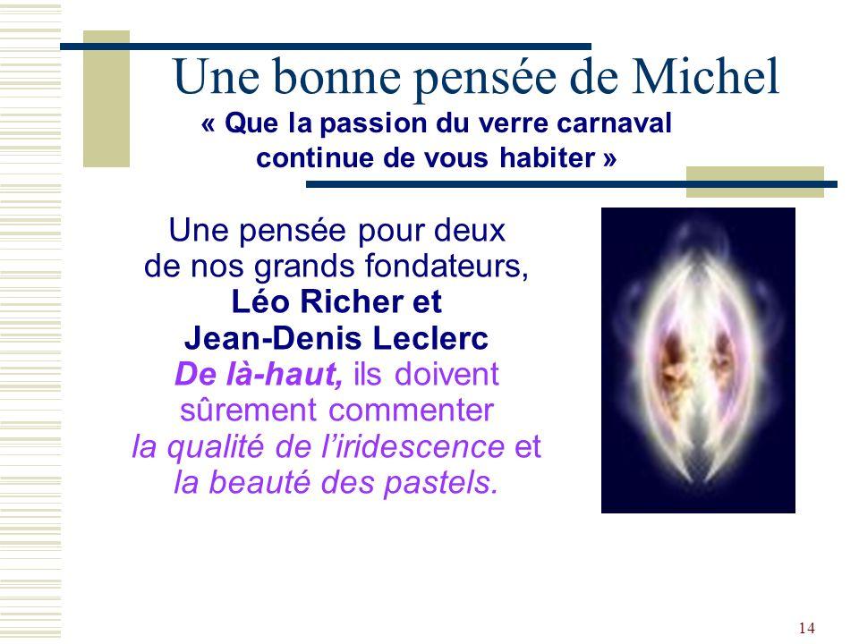 13 Pour Michel Filion Cest établir des liens entre collectionneurs Autofinancement avec le PEP Prix aux 3 meilleurs vendeurs au PEP Encan Jean-Denis L