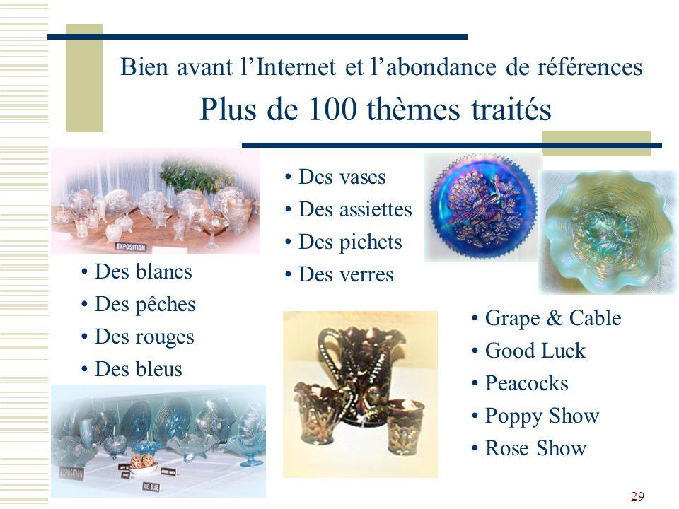 28 Plus de 100 réceptions à travers le Québec Le gâteau au fromage de Mme Hafner Résidences, salles ou restaurants Merci à nos dévoués hôtes et hôtess