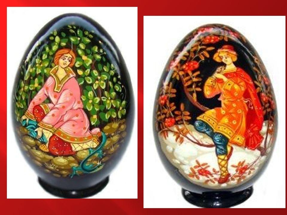 Un panier doeufs frais, cest bien, mais des oeufs colorés et peints deviennent de véritables cadeaux que lon peut offrir pour toutes les occasions.