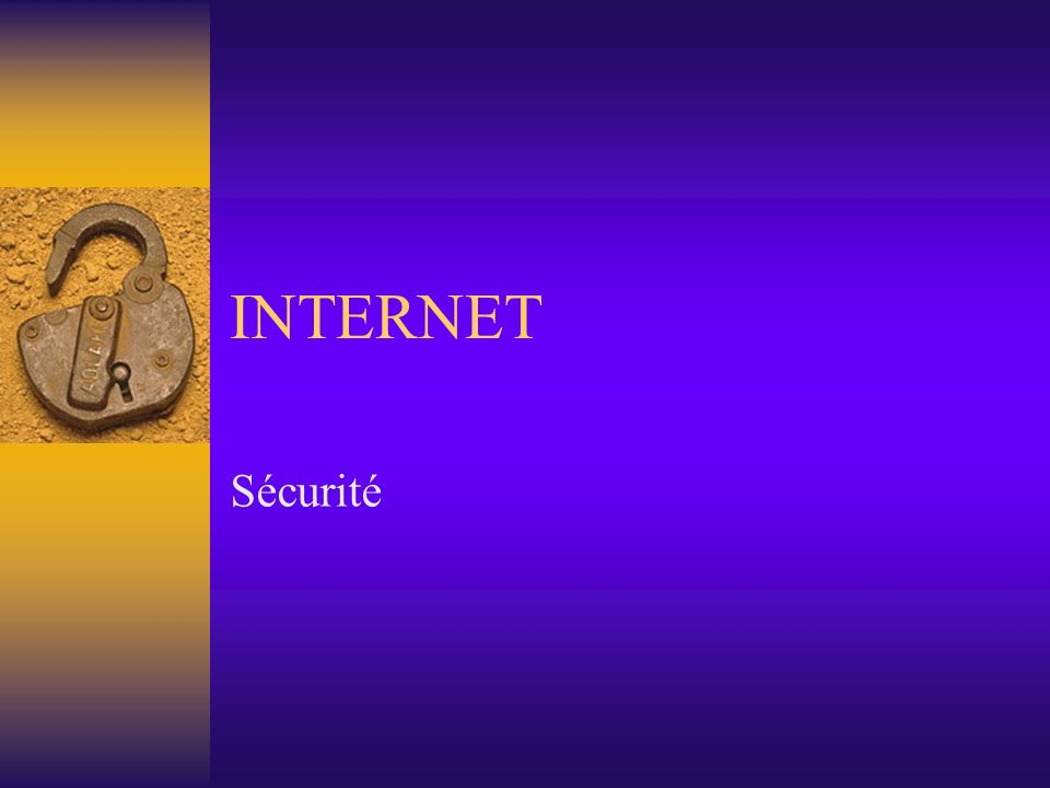 Protection contre les dangers liés aux ports en écoute Si vous avez besoin dun serveur Web, il faut naturellement laisser les ports concernés ouverts, comme pour les serveurs de messagerie ou les serveurs FTP.