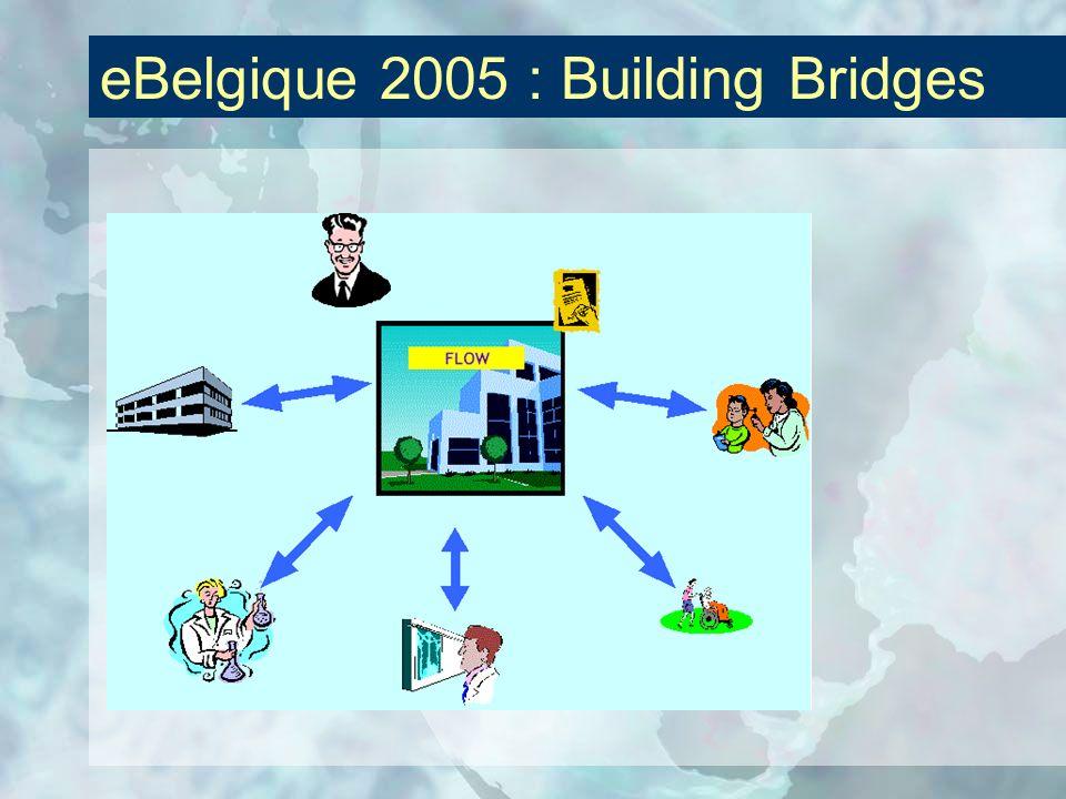 eBelgique 2005 : Building Bridges
