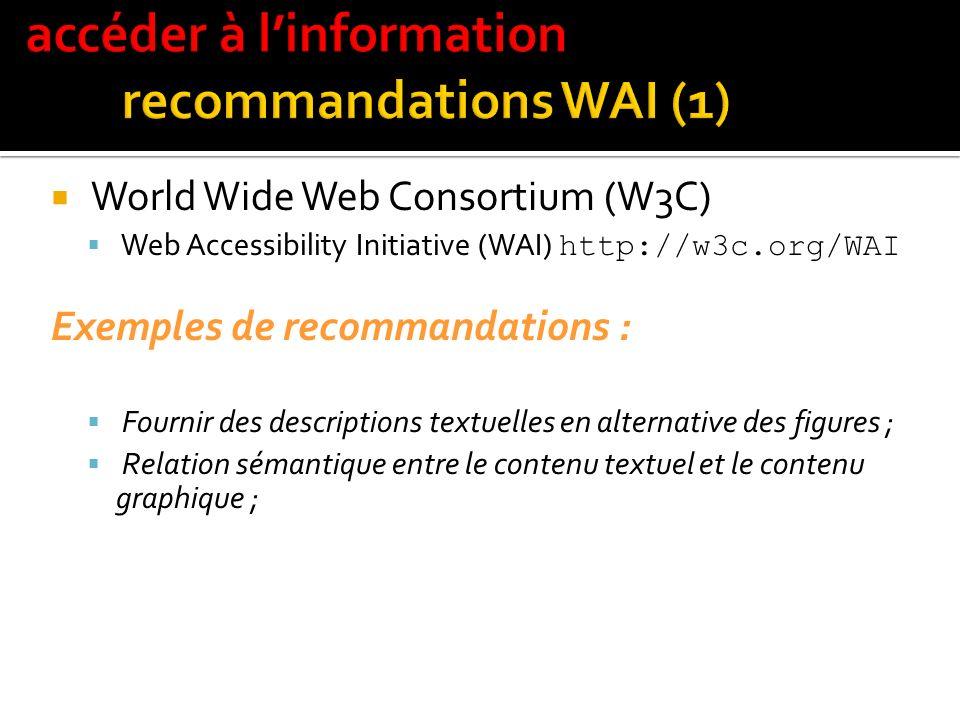 Déficience intellectuelle et cognitive Phrase courtes, Peu déléments perturbateurs Espace aéré http://ville.montreal.qc.ca/portal/page?_pageid=2496,30