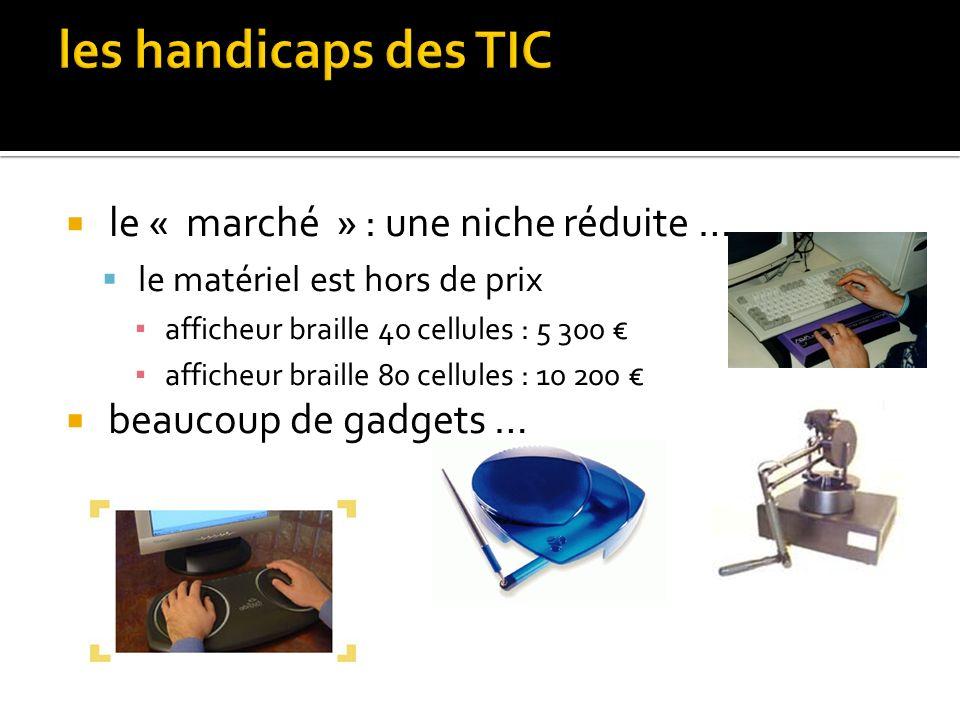 rapide mutation technologique des outils quelle utilité ? quelle utilisabilité pour les personnes handicapées ?
