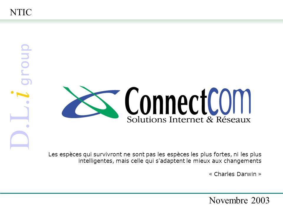 Historique: Fondée en 1998, ConnectCom fait partie des leaders parmi les prestataires de services professionnels sur Internet au Maroc(ISP).