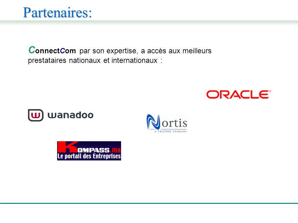 Les avantages du Portail du Maroc: DB Fort de ses portails et de son support Web, Portail du Maroc assure à ses clients une grande visibilité.