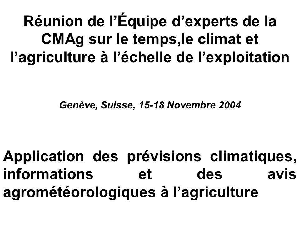 des médias, de la recherche agronomique, de la protection civile et ladministration territoriale ; et des ONG.