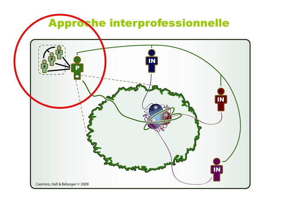 Approche interprofessionnelle