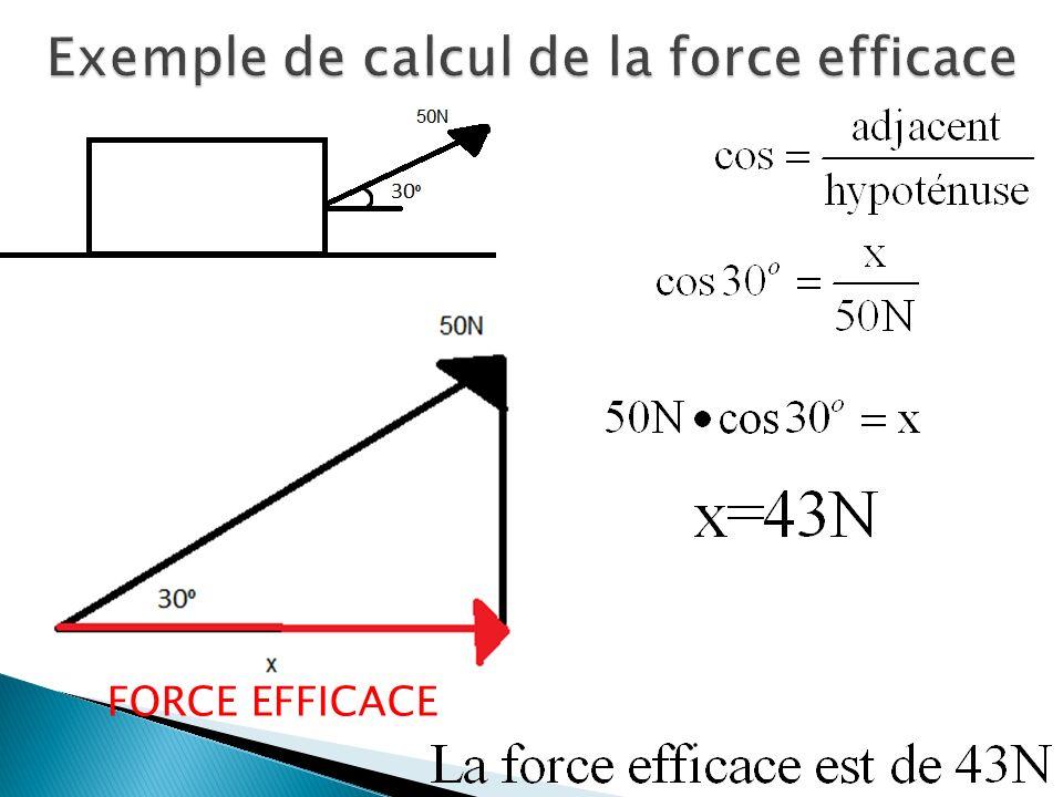 FORCE EFFICACE