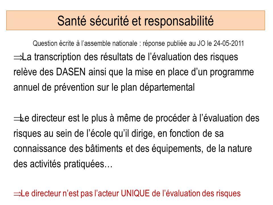 Le statut de chef détablissement : (Article L4121-3 du code du travail) Les principaux et les proviseurs ont le statut de chef détablissement au sens