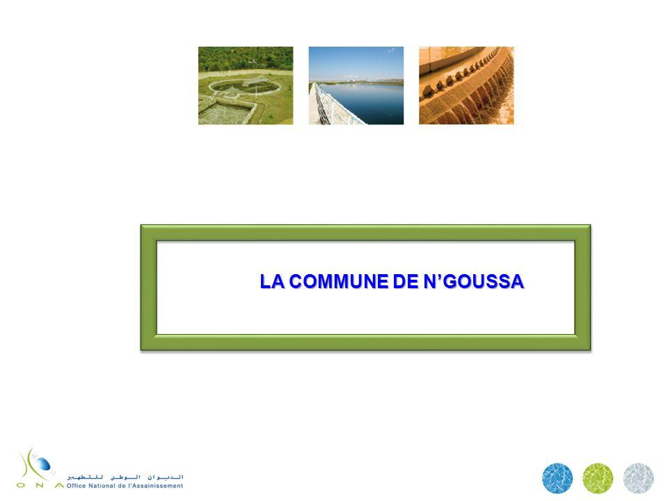 LA COMMUNE DE NGOUSSA