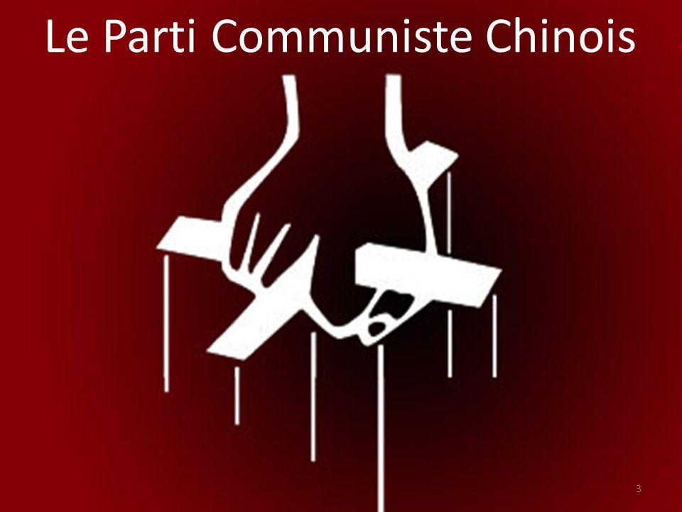 Le Parti Communiste Chinois 3
