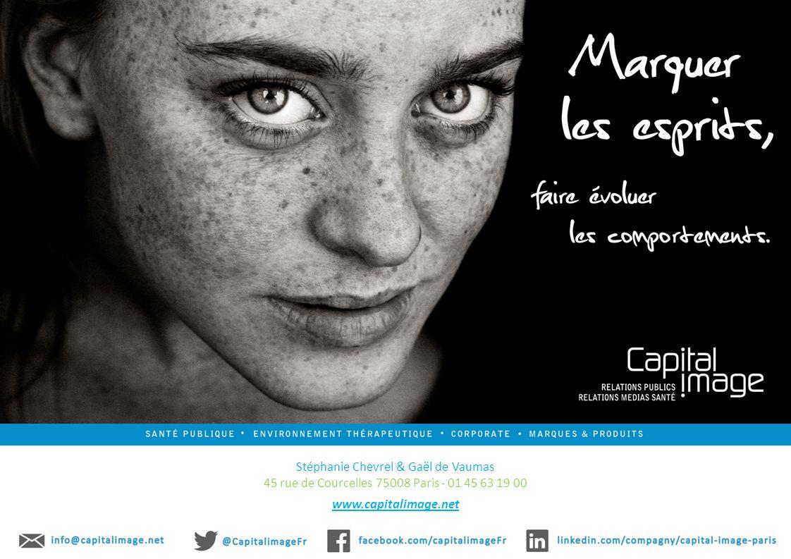 Les Français et linformation santé, Etude Ifop / Capital Image Stéphanie Chevrel & Gaël de Vaumas 45 rue de Courcelles 75008 Paris - 01 45 63 19 00 ww