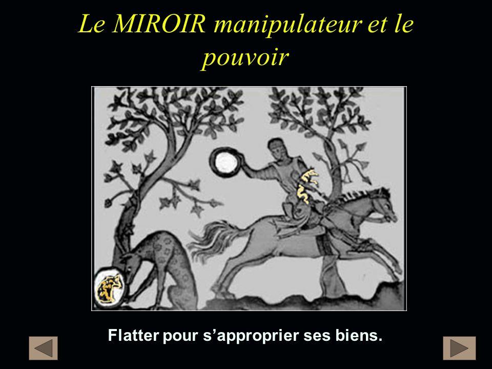 FLATTER le narcissisme du peuple Lui renvoyer une image de lui-même qui le conduit à croire… Tapisserie de DOUAI