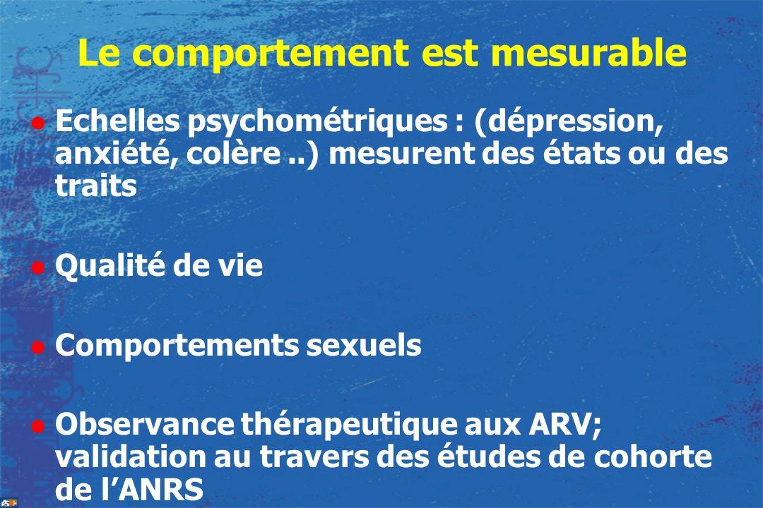 F Des interventions spécifiques ciblant la dépression doivent être mises en place dans la prise en charge globale
