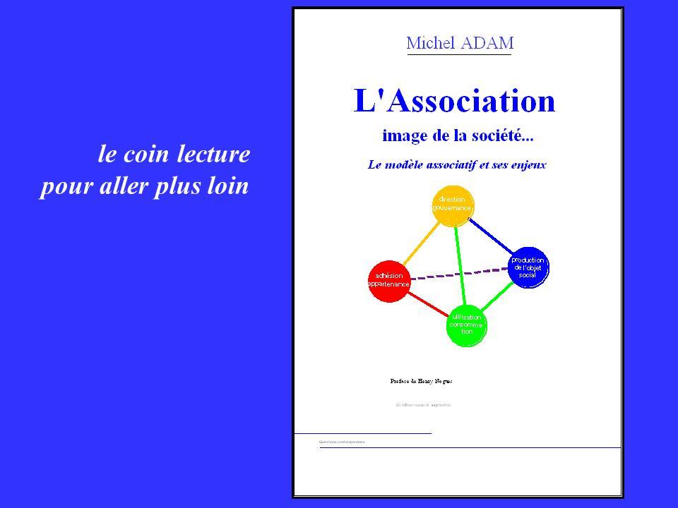 97 Dans les Annexes du livre Une grille danalyse de ses statuts Le test « Mon association est-elle innovante .