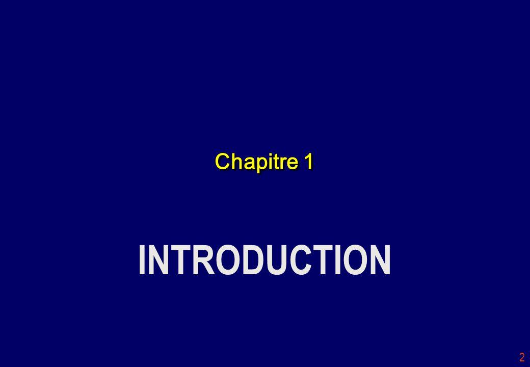 2 Chapitre 1 INTRODUCTION