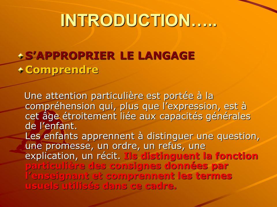 La règle du jeu orale Lesquive-ballon Pour les plus jeunes, la règle est verbalisée et écrite en dictée à ladulte en classe (affichage).