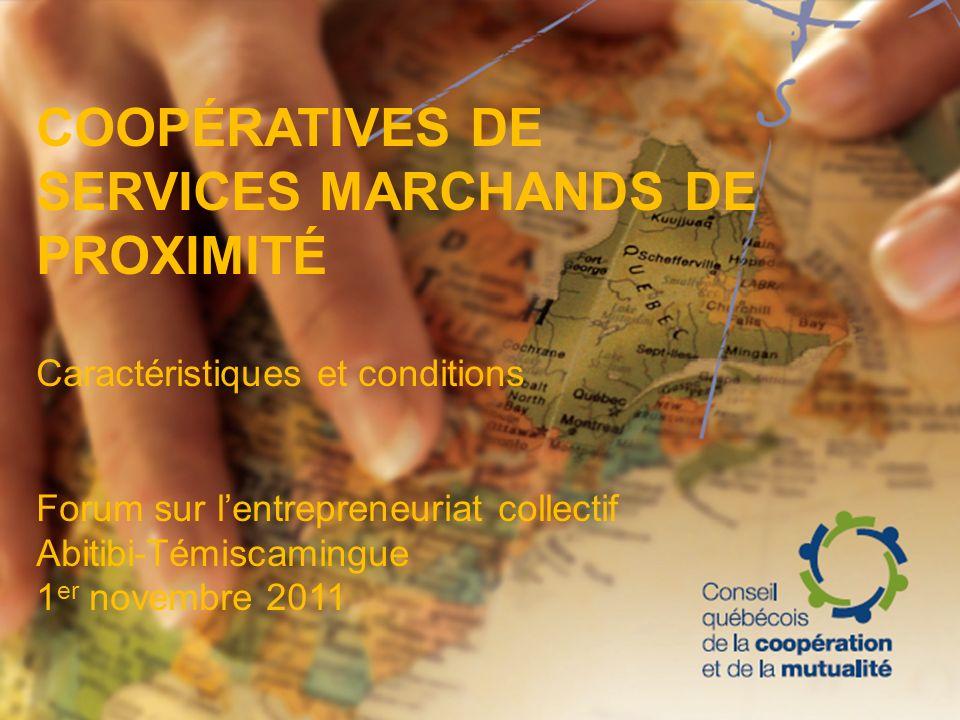 Coopérative de solidarité Multiservices de Montauban Mauricie 846 h.