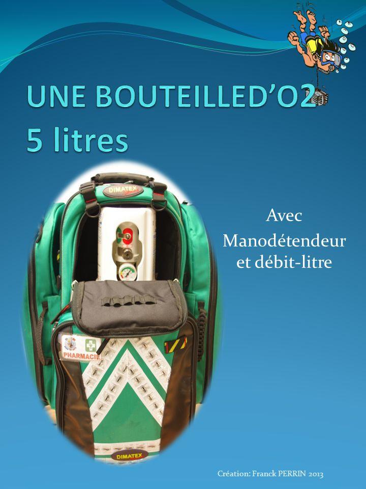 Avec Manodétendeur et débit-litre Création: Franck PERRIN 2013
