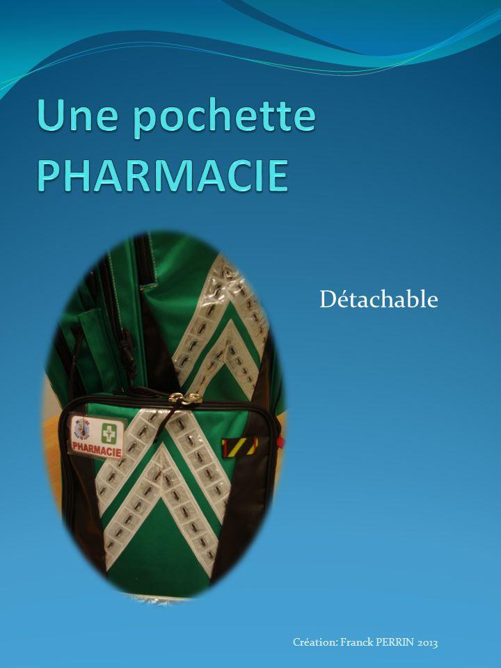 Détachable Création: Franck PERRIN 2013
