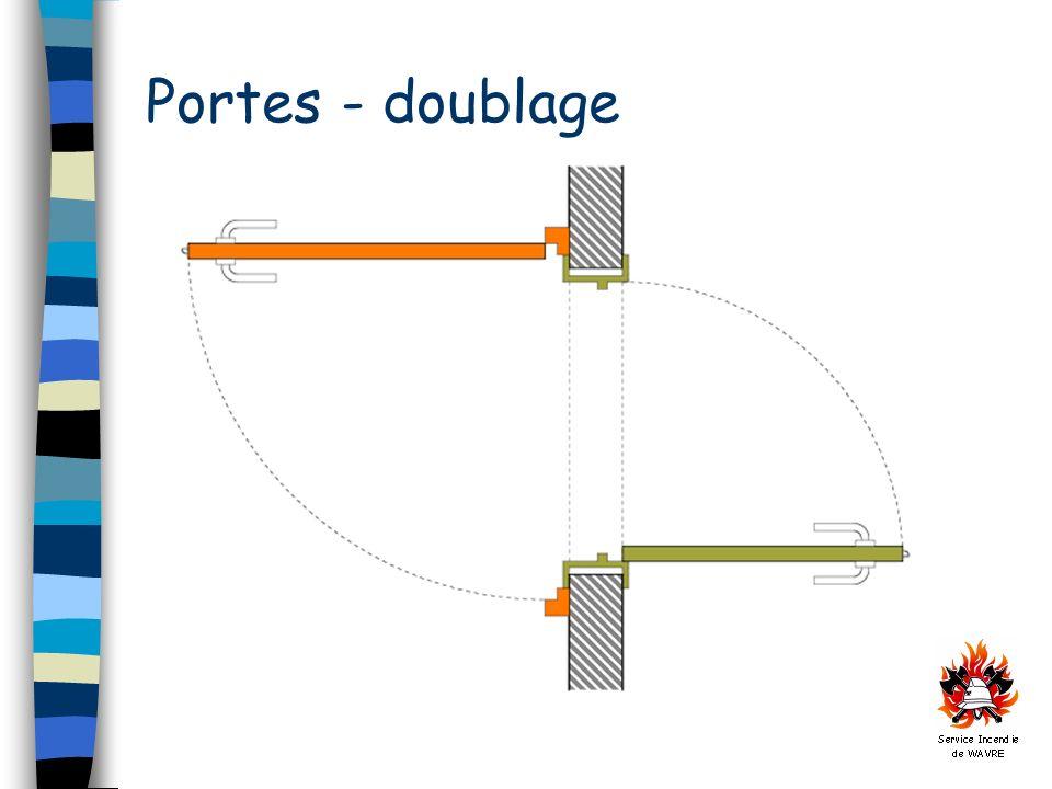 Portes - doublage