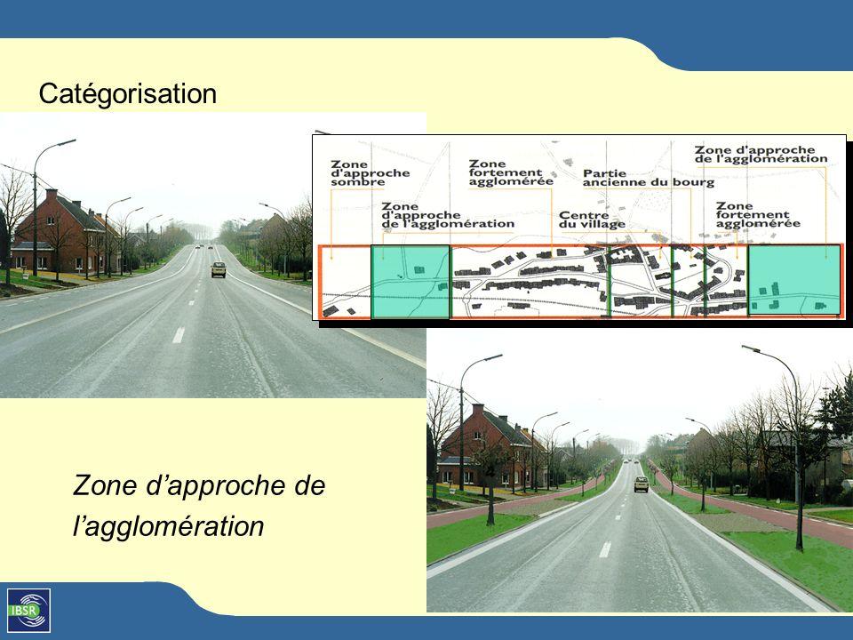 Les chicanes 30 km/h 50 km/h 70 km/h 90 km/h Transit Collecte desserte