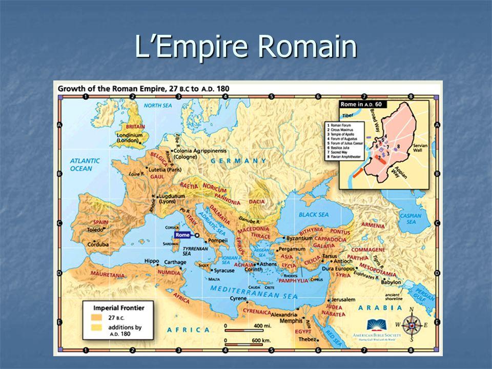 LEmpire Romain