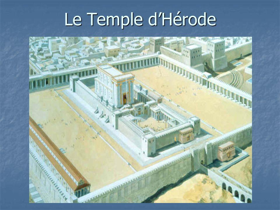Le Temple dHérode